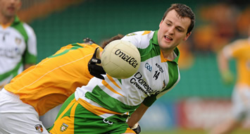 Donegal beat Antrim in opener