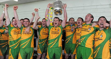 Donegal end 19 year wait