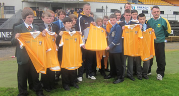 Antrim Year 8 Hurling and Football All Stars