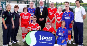 Tyrone GAA 5-a-side Club Blitz
