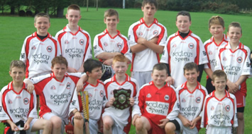Derry U13 Hurling Competition