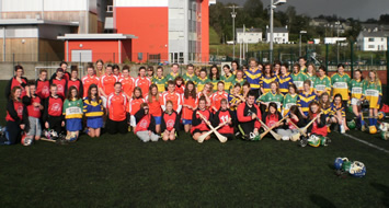 Donegal Secondary School Camogie Development
