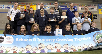 Schools and Industry get growing together
