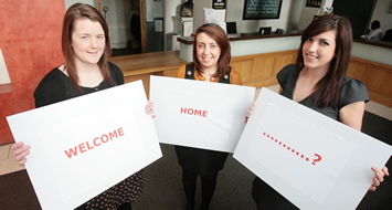 Irish News 'Bring someone home for Christmas' Campaign