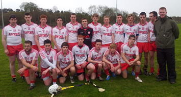 Good start for first time hurlers in Tyrone