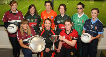 Ladies Geared up for Dowd Cup