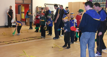 Hurling Workshop to Develop Coaches