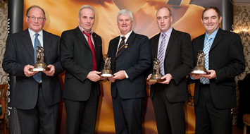 Ulster President&#8217;s Awards 2011
