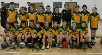 De La Salle College Indoor Hurling Blitz