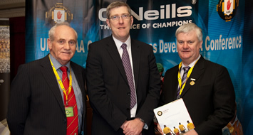 Minister O'Dowd attends Conference