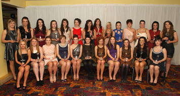 Kukri Sports Ulster Ladies Football Schools All Stars Named
