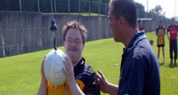 Disabled Footballers set for Dublin