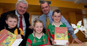 Airtricity Children&#8217;s GAA Health Booklet