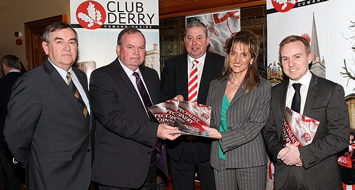 Derry GAA Launch Strategic Plan