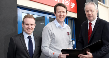 Lairdesign awarded design contract