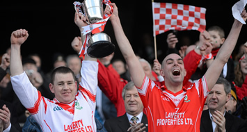 Loughgiel Shamrocks Believed!