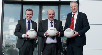 Ulster GAA team up with O'Neills