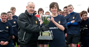 Cúchulainn Cup improves Relations