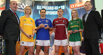 Handball O'Neill's Irish Nationals