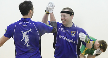 GAA Handball All Ireland Round-Up