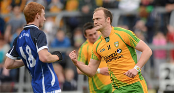 Donegal ease past Cavan