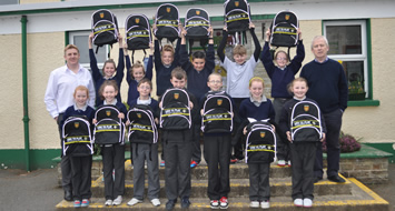 Donegal Schools win LTP Competition