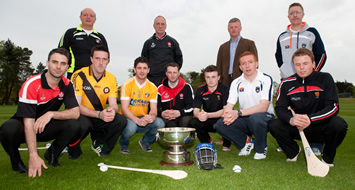 Ulster Hurling Championship Launch