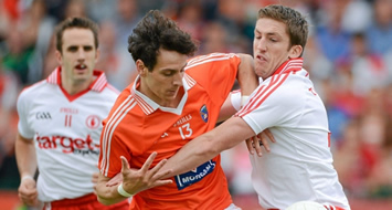 Cool Tyrone see off Armagh