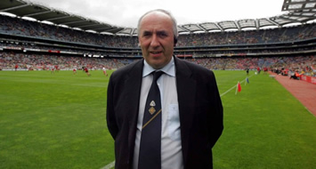 Doctorate Honour for Ulster GAA Director