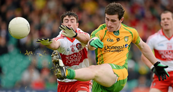 Clinical Donegal march on