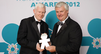 Ulster GAA collects Workplace Award