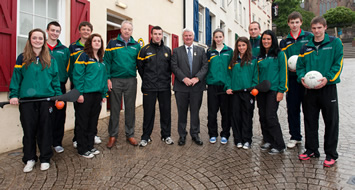 Team aim to promote GAA in Lithuania