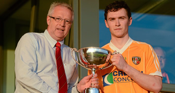 Antrim retain U21 Hurling crown