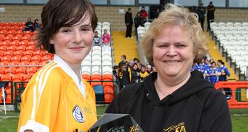 Antrim claim Ulster Ladies Junior title