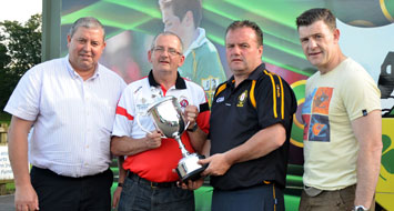 Inaugural Jim McGuigan Cup