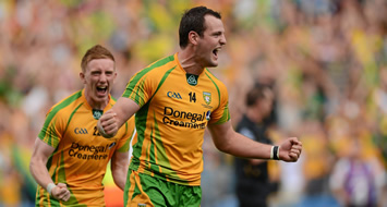 Magnificent Donegal through to Final