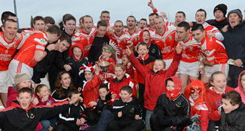 Loughgiel make it 3 in a row