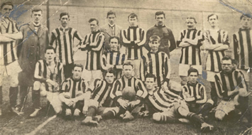 Ulster's 'Titanic' Teams – Antrim 1912