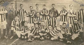 Titanic Event for Antrim 1912 Team