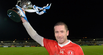 Tyrone retain Power NI Dr McKenna Cup