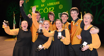 Ulster Success at Scór na nÓg