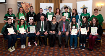 Young Sports Volunteers Awarded