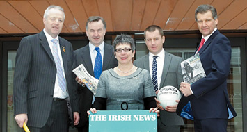 Irish News Club & Volunteer Awards