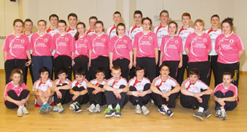 Ulster Juvenile Handball Finals