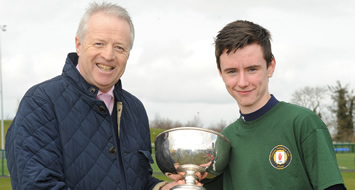 Cúchulainn Cup builds 'Respect'