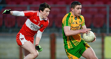 Cavan and Donegal into U21 Final