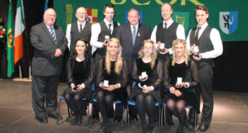 Omagh claim All Ireland Scór Sinsear Title