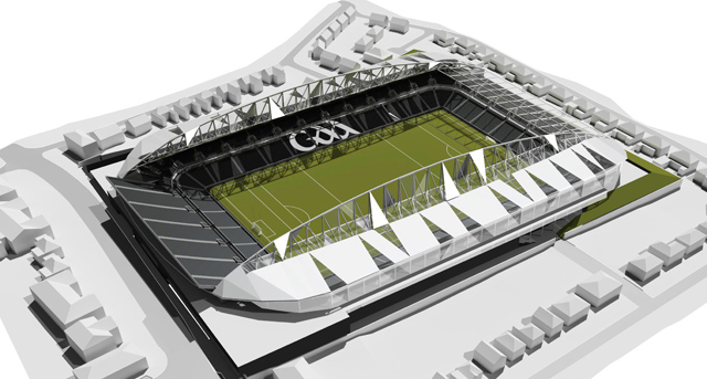 Casement Park Project remains on Course