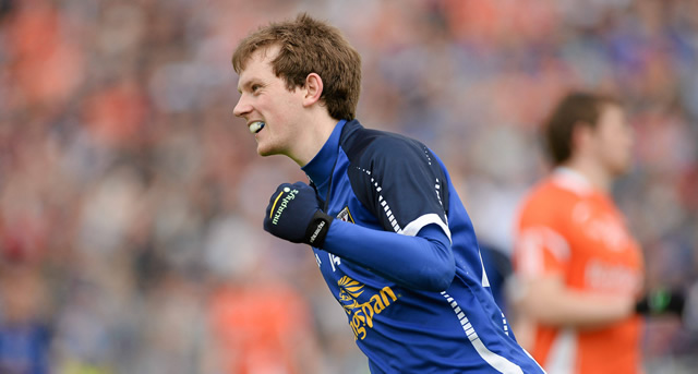 Dunne majestic as Cavan defeat Armagh