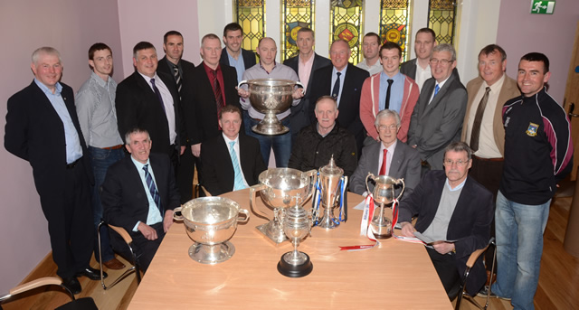 Derry GAA Legends celebrate 125 years